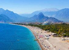 Турция. Анталийское побережье