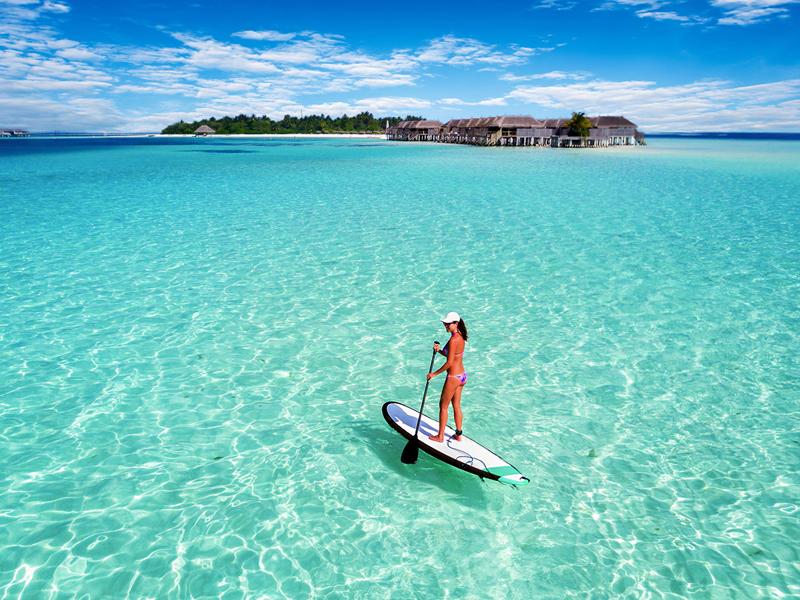Самые выгодные летние предложения на Мальдивах